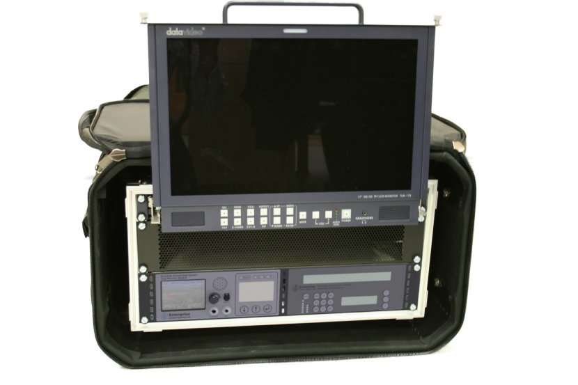Diversity Soft Case Receiver System (High Definition)